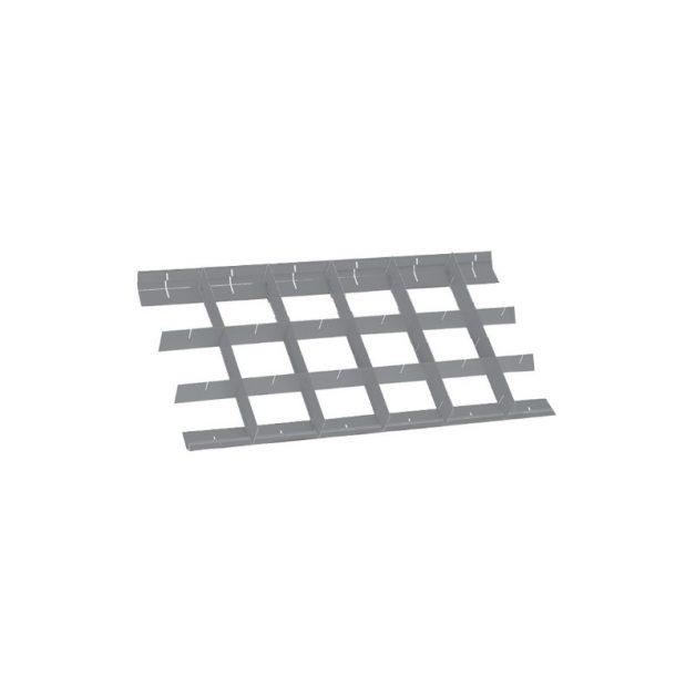 8889C2 keresztirányú fiókelválasztó szabványos, 588x367 mm fiókhoz