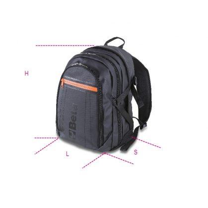 9541F Bevont szövet/poliészter hátizsák, oxford 600D, méret 50x33x16 cm